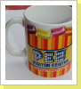 Coffee mug PEZ Visitorcenter USA